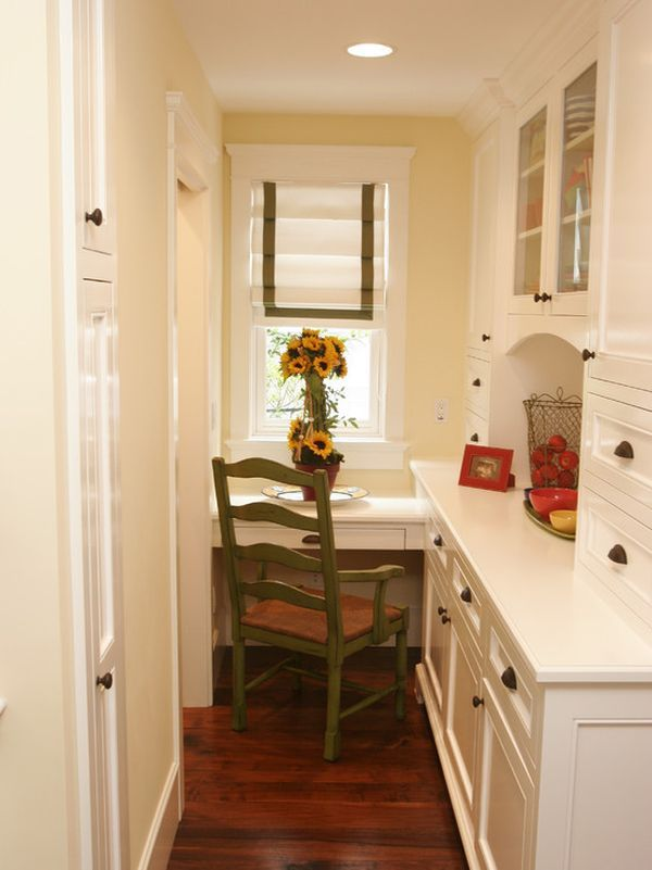 Inventive Design Ideas For Small Home Offices Corner Office