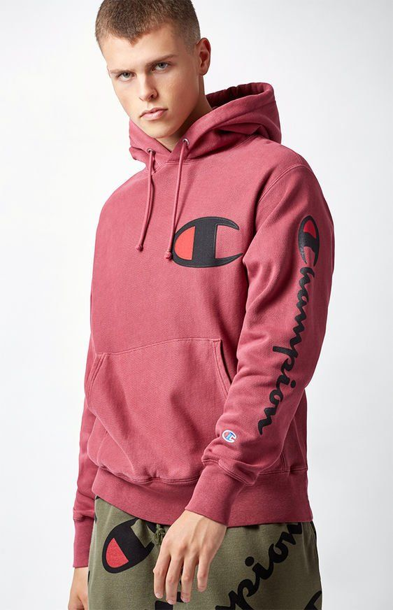 d648589d Champion Pigment Dye Teal Pullover Hoodie | Clothes in 2019 ...