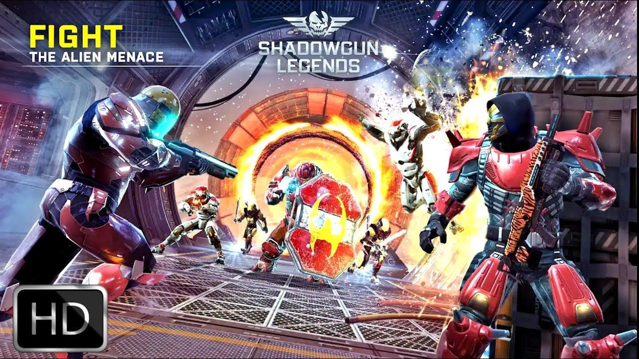 shadowgun legends first gameplay | full hd |http://www