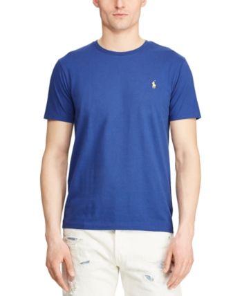 Photo of Polo Ralph Lauren Herren Classic Fit T-Shirt & Bewertungen – T-Shirts – Herren – Macy's