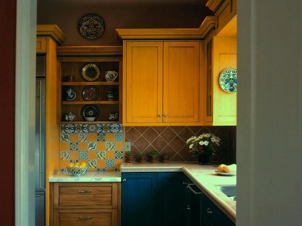 Italian Kitchen Design: Pictures, Ideas & Tips From   Hospitality ...