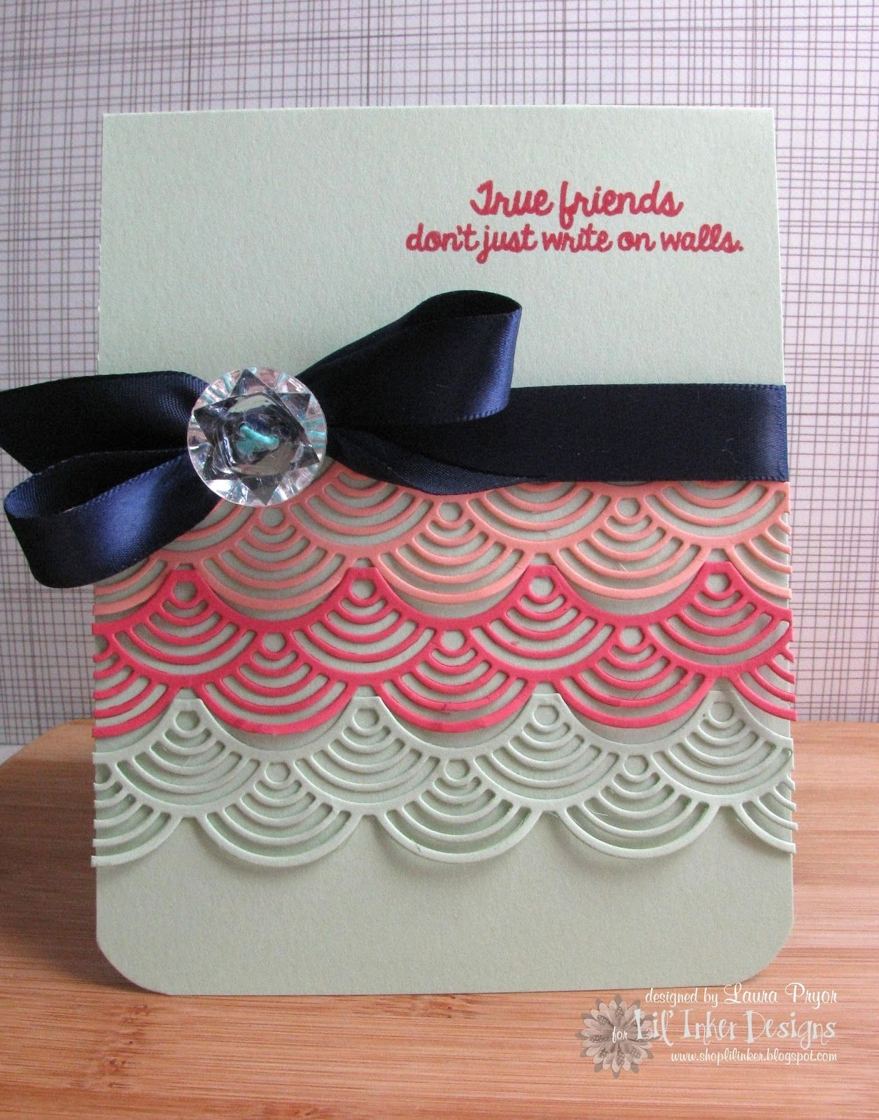 Homemade Birthday Card Idea for Best Friend ** For more