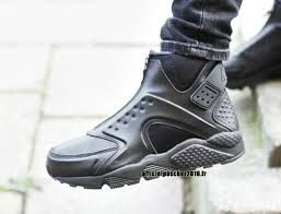 Image result for nike huarache on feet men