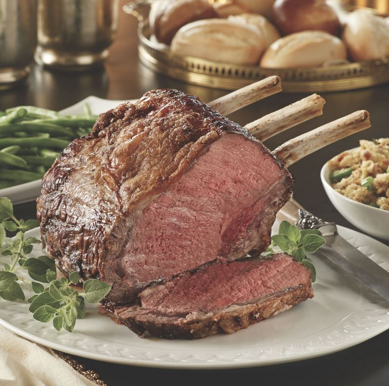 Bone-In Prime Rib: The Ultimate Christmas Dinner