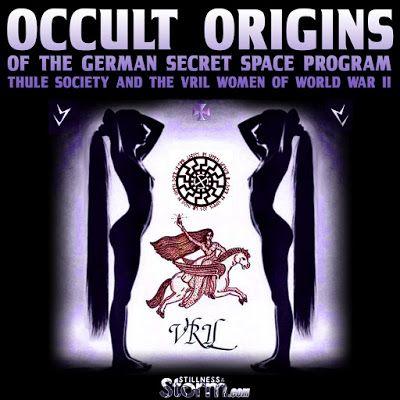 Occult Origins of the German Secret Space Program, Thule