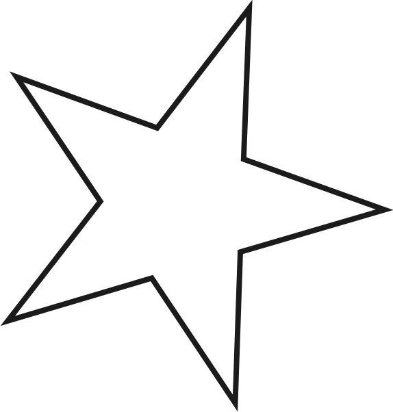 Visualizza altre idee su stella di natale, idee quilling, cartoncini quilling. Semplice Stella Appuntita Disegno Da Colorare Disegni Da Colorare Ornamenti Di Natale Fai Da Te Fiori Da Stampare