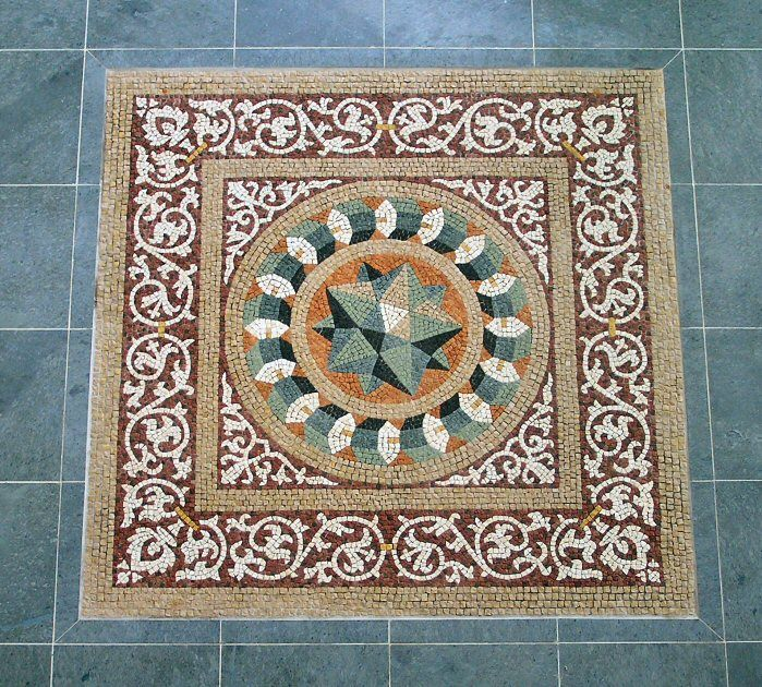 Mosaic Tile Patterns Real Traditional And Contemporary Roman Mosaics Gaucin