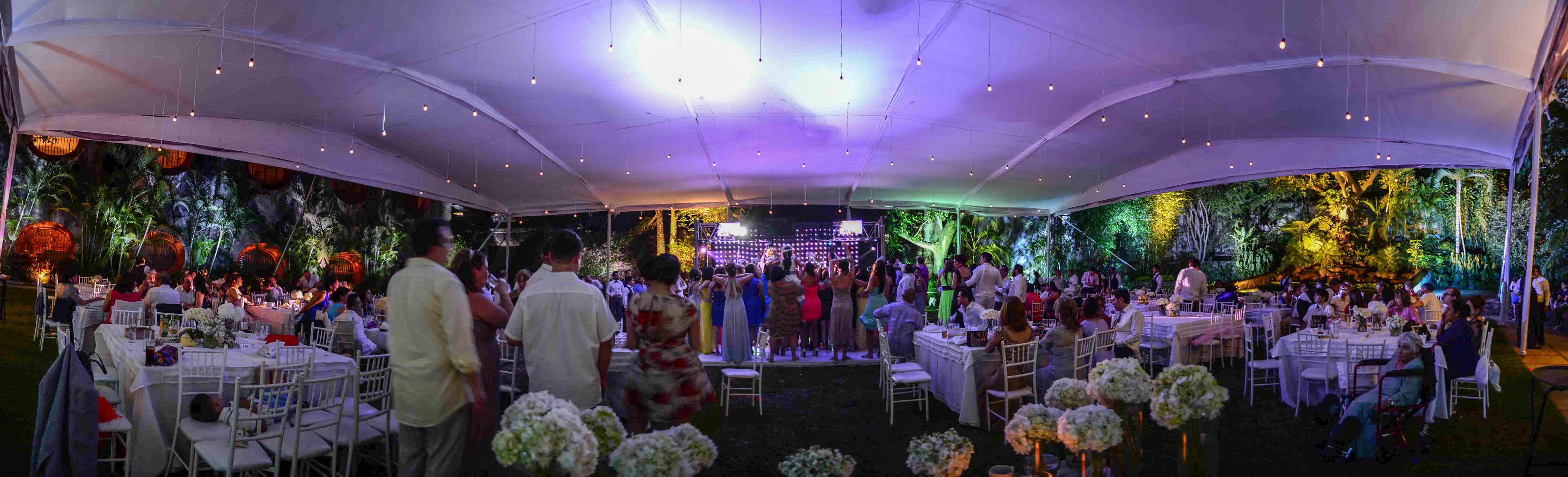 Noche de Fiesta, Boda, Pista de Baile, Decoración, Bodas en Morelos ...