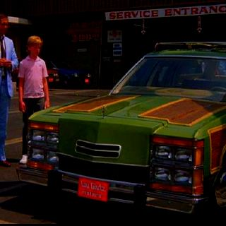 The Family Truckster From The Movie National Lampoons Vacation