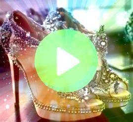 shoes flats sparkle glitter heels 63 Ideas for 2019 Wedding shoes flats sparkle glitter heels 63 Ideas for 2019  MaterialBlendingHeel Height11cmEmbellishmentRhinestoneTas...