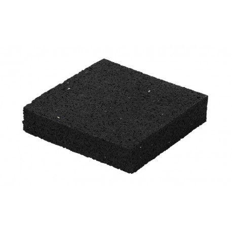 TAPIS DE PROTECTION POUR LAMBOURDE Epaisseur 20 mm paquet de 12 - pose dalle terrasse sur beton