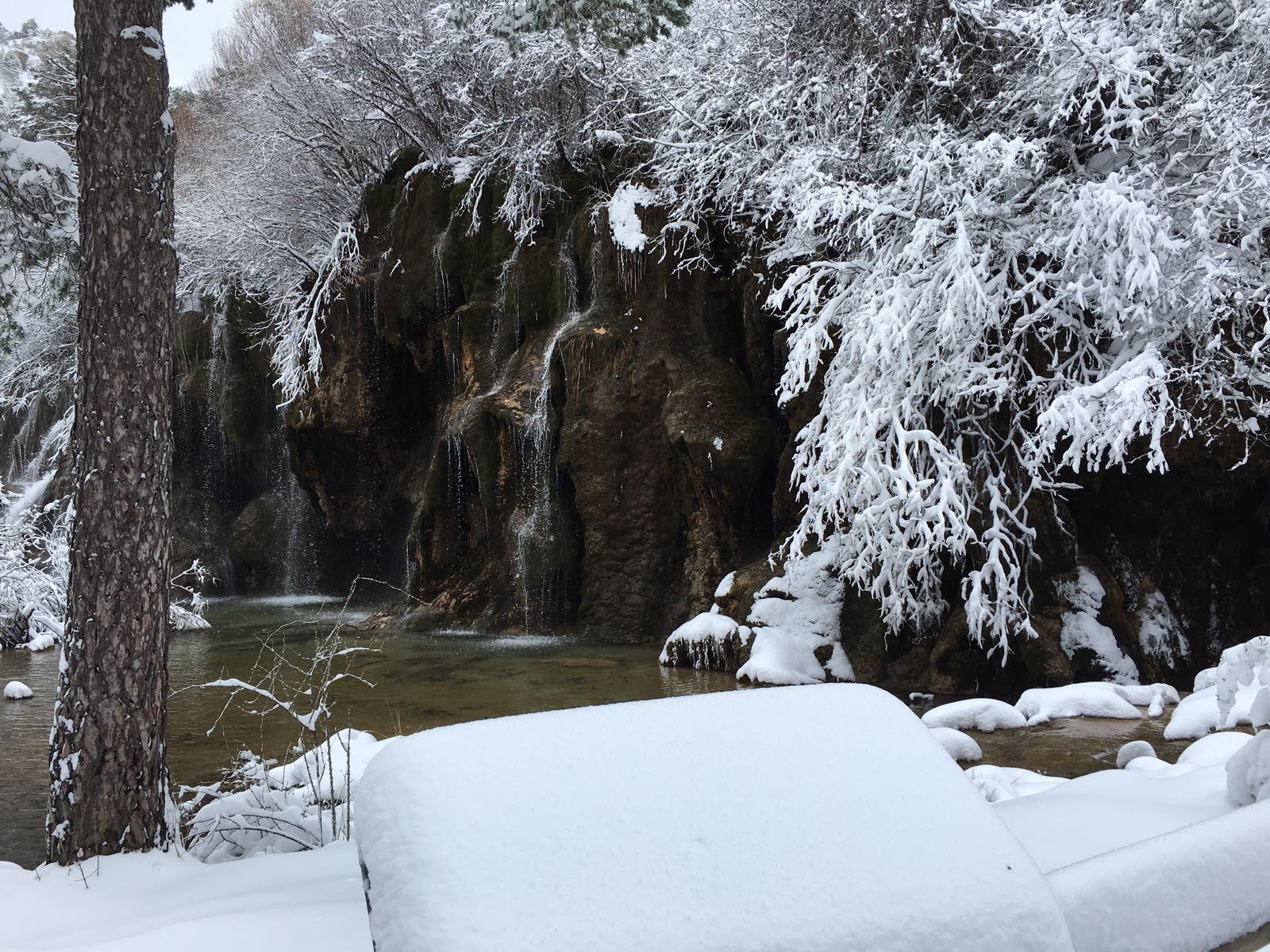 Nacimiento Del Río Cuervo Parques Naturales Serrania De Cuenca Parques