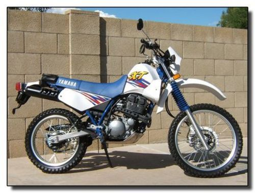 yamaha xt350 factory service repair manual 1985 2000 repair