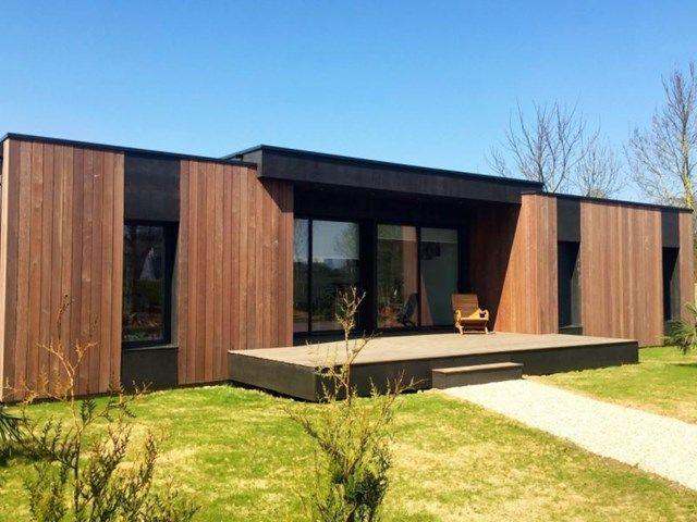 VIDEO Une coquette habitation de 130 m² pour 38000 \u20ac ? C\u0027est - construire une maison ecologique