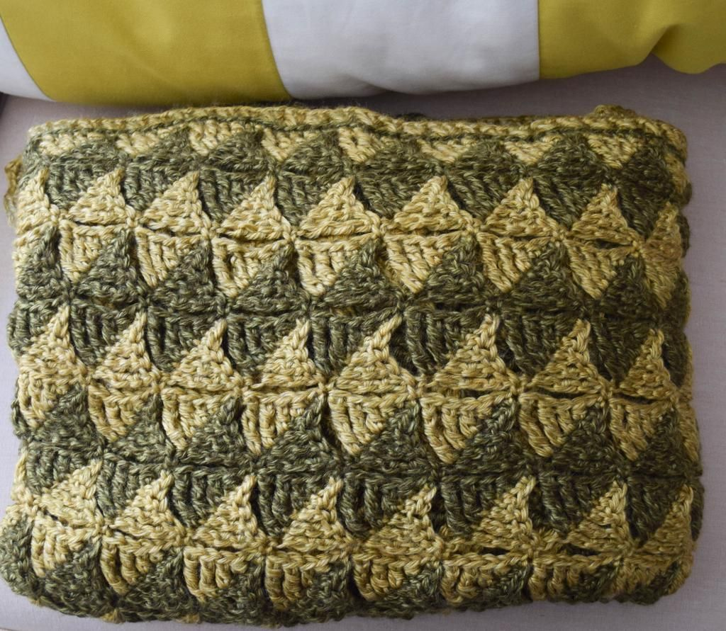 Throwback Throw, #crochet pattern by @ucrafter for sale on Craftsy