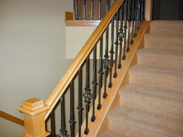 images of banisters and railings