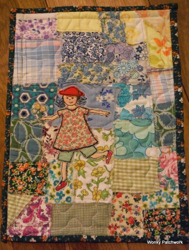 Wonky Patchwork Childrens Quilts Quilt Patterns Modern