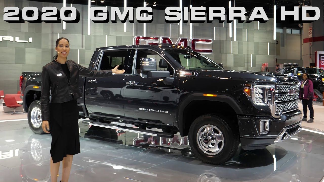 New 2020 Gmc Sierra At4 2500 And Denali 3500 Hd Dually Pickup Trucks At Gmc Sierra Gmc Gmc Denali