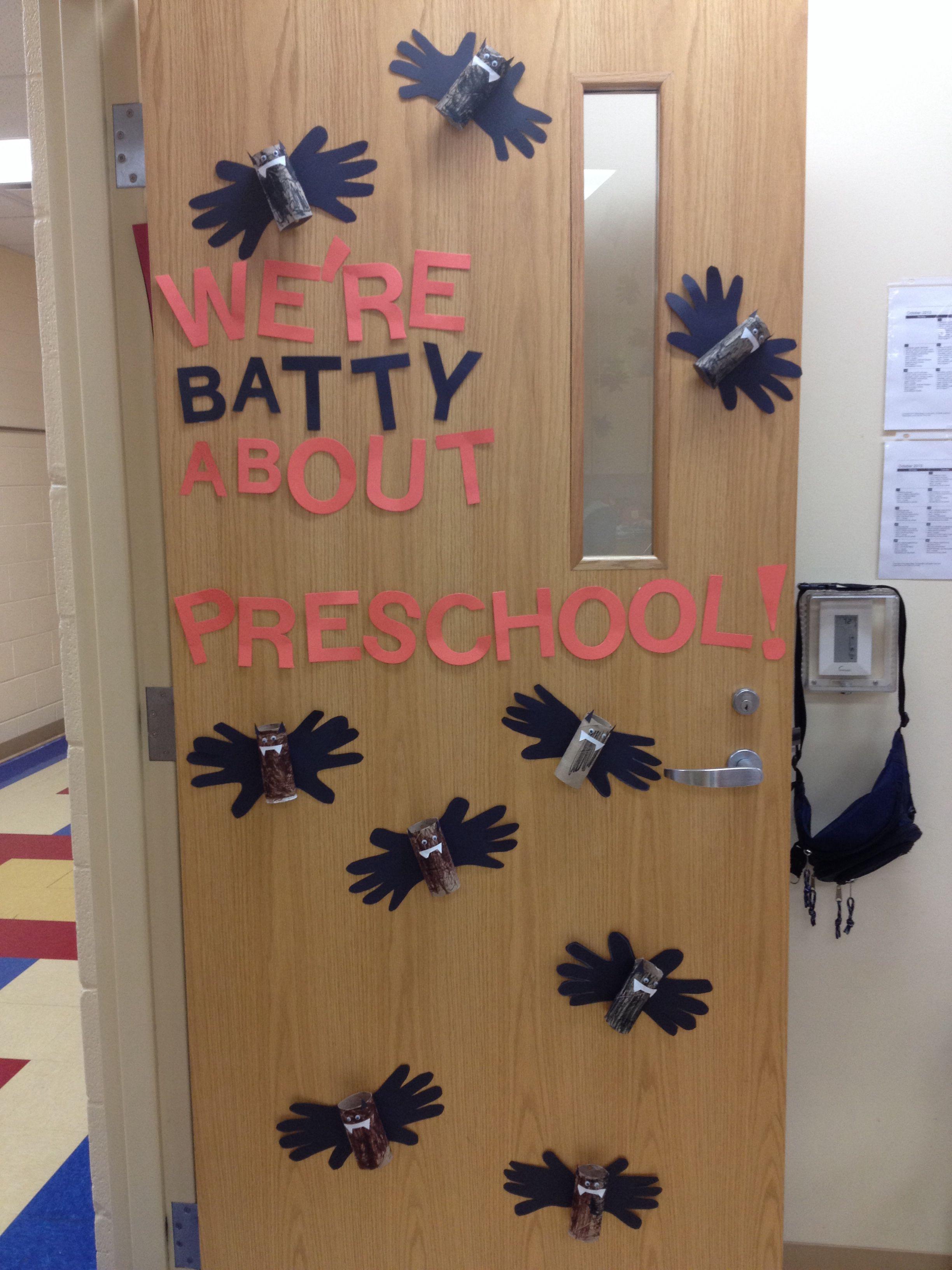 Batty About Preschool