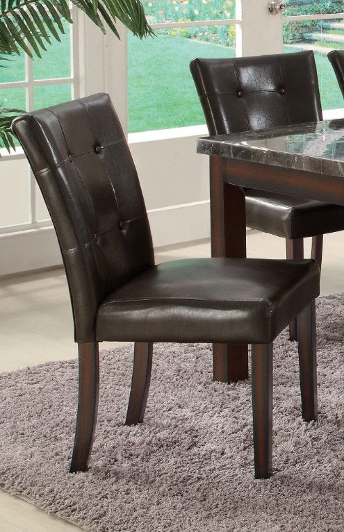 Awesome Brown Vinyl Dining Chairs   Why Brown Dining Chairs Are The Best For You U2013  Home