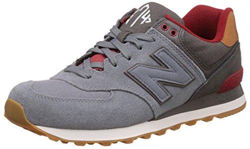magasin d'usine 37976 6c19e Amazon.com | New Balance Men's 574 Collegiate Pack Fashion ...