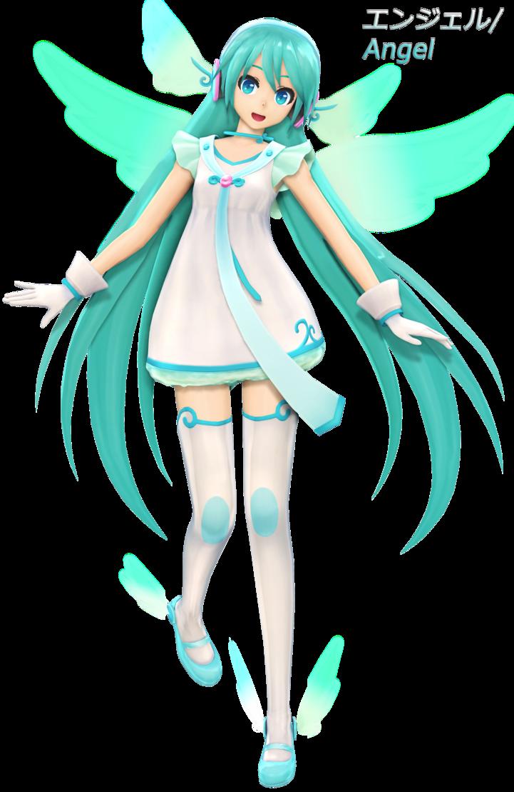 Koron Angel Hatsune Miku Download By Xdreamshardsx Hatsune Miku Miku Hatsune