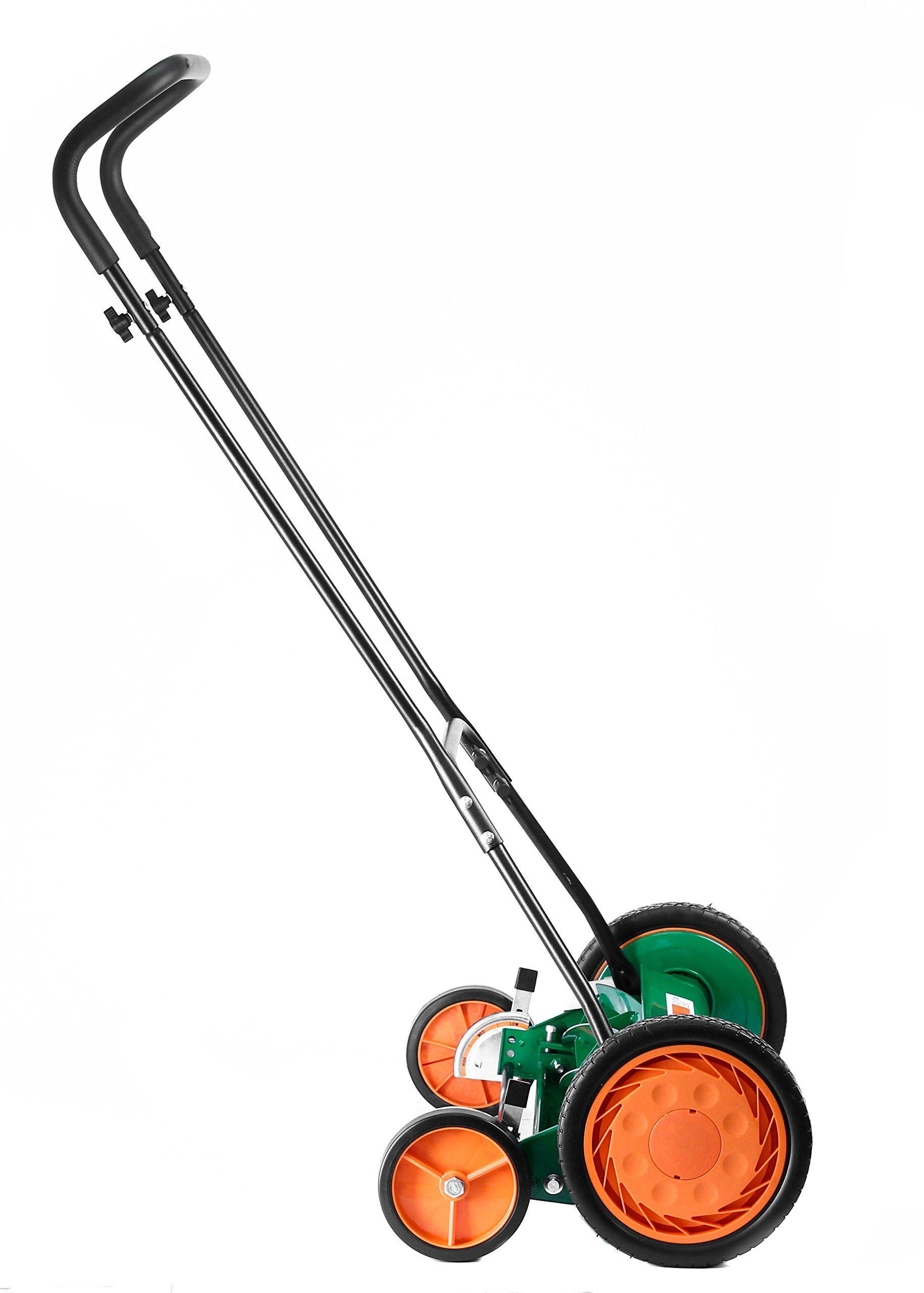 Scotts 200020 20Inch Classic Push Reel Lawn Mower *** Read