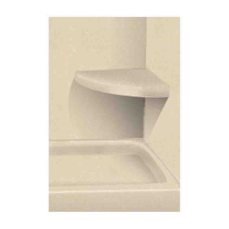 Solid Surface Wall Mount Corner Shower Seat | Products | Pinterest ...