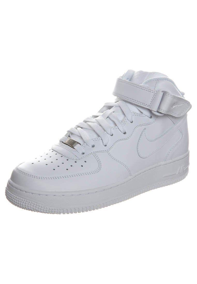 Nike Sportswear AIR FORCE 1 MID  07 - Sneaker high - white - Zalando.de  109,95 € 02e33ac778db