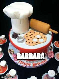 Cook Cake Barbara Birthday Cakes Pinterest Birthday Cakes - Birthday cake barbara