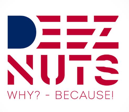 Weekend Heller A Logo For Deez Nuts Logos Print Magazine Deez