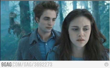 Alternative Twilight Universe