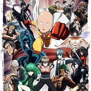 Max Mittleman Stars in One-Punch Man English Dub