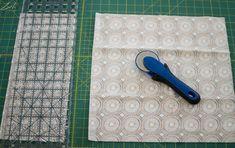 DIY Cloth Napkins - the regular method and the speed method #clothnapkins