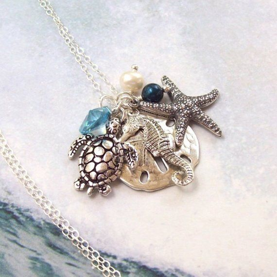 Starfish High Polish Contemporary Design .925 Solid Sterling Silver Pendant