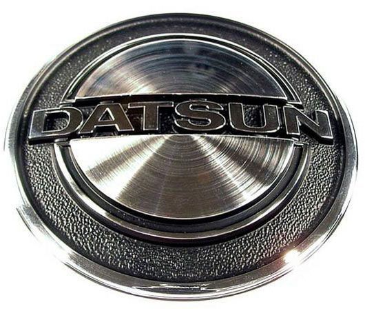 Datsun related emblems Car badges, Car ornaments, Car logos