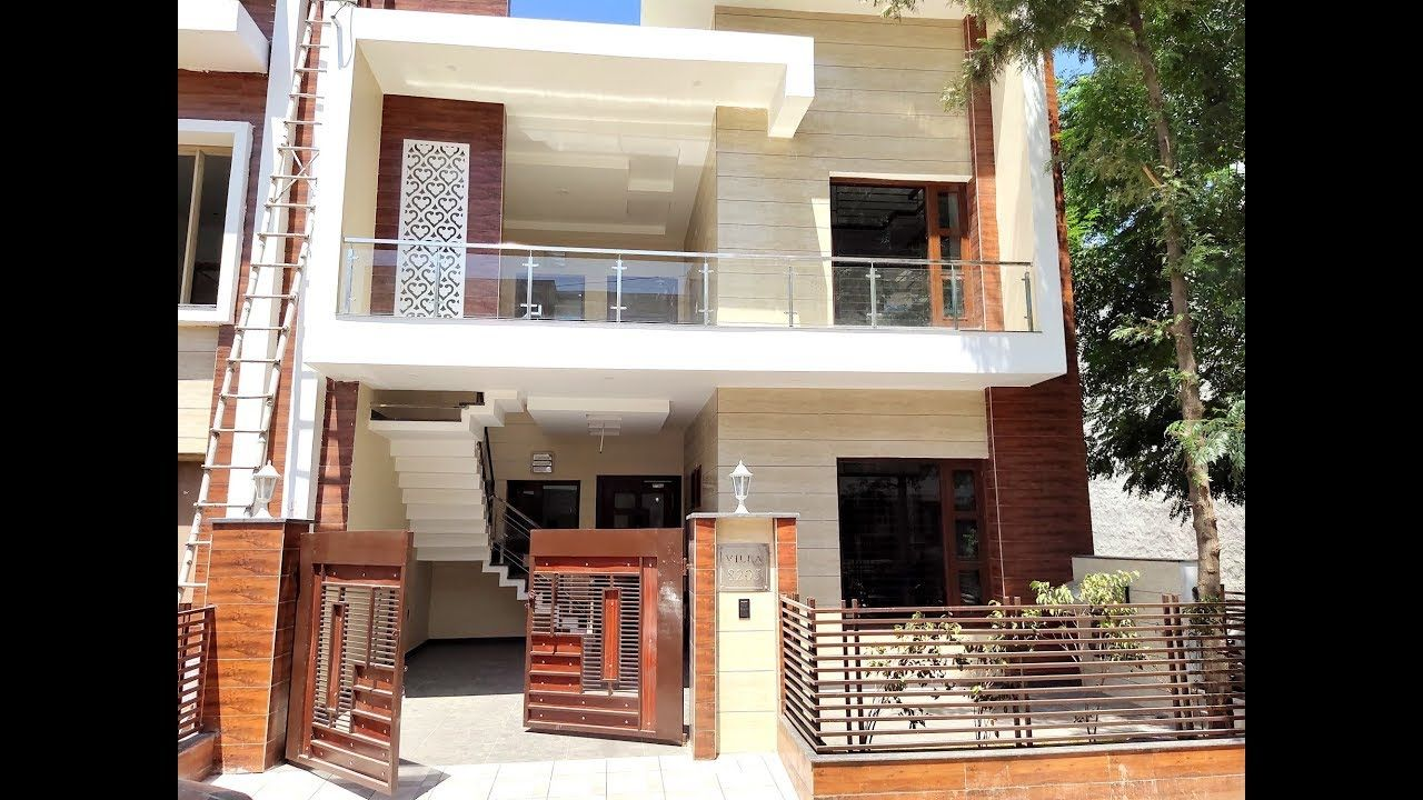 3 Bedroom Independent Duplex House India Latest Luxury Interior And Modular Work Youtube Duplex House Design Duplex House House Arch Design