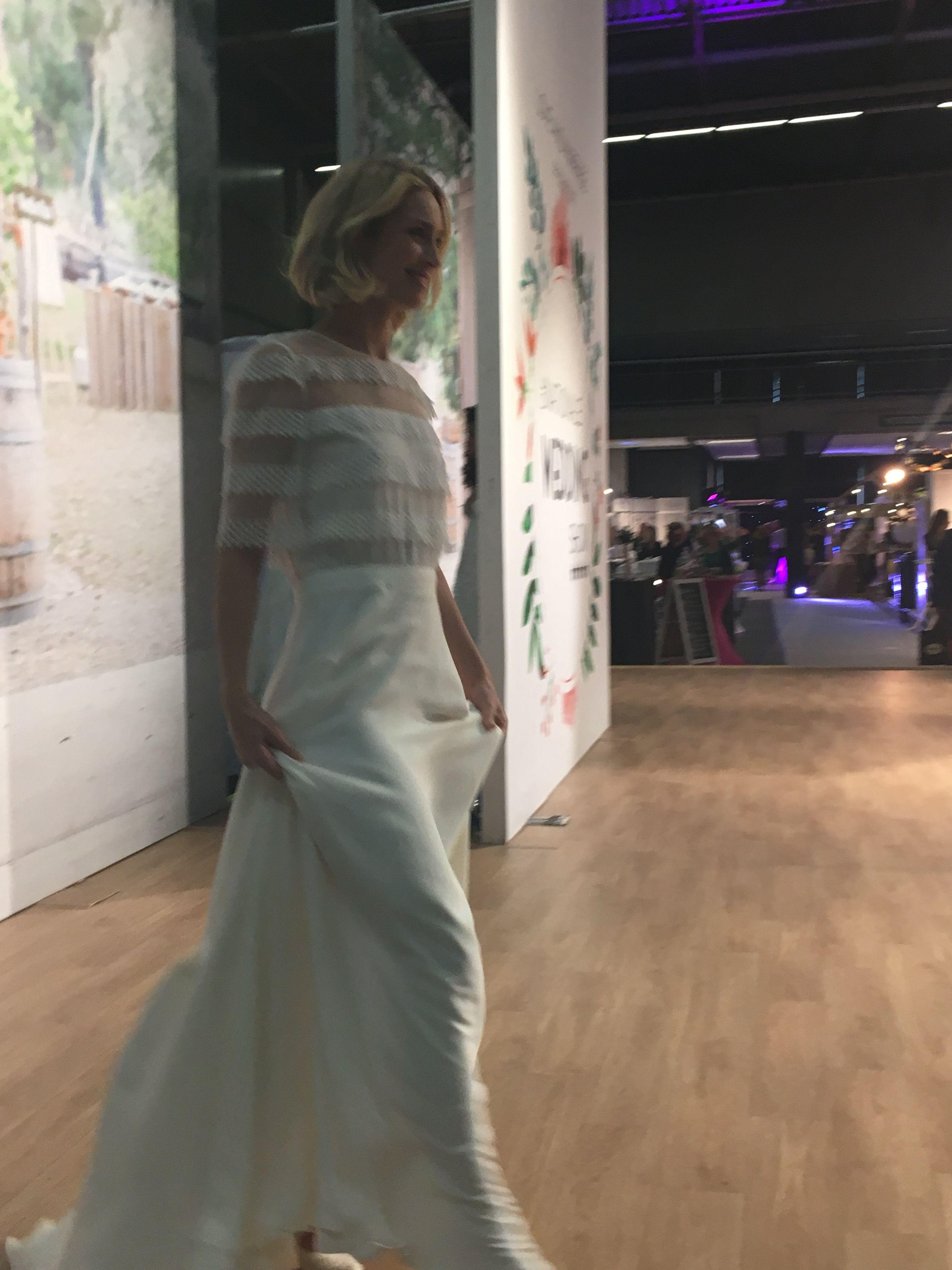 Premiere du Monde gown by Donatelle Godart