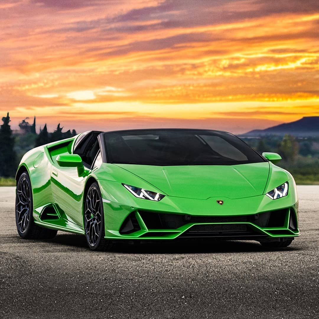 Lamborghini On Instagram The Sky The Wind The Open Air Become Beautiful Parts Of Your Driving Lamborghini Huracan Sports Cars Lamborghini Lamborghini Cars