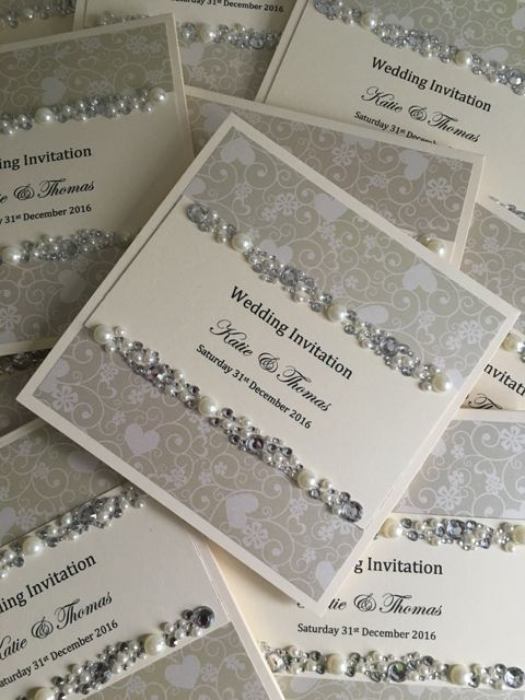 Luxury Handmade Wedding Invitations And Stationery By Peachy Impressions Wedding Invitations Pocket Wedding Invitations Wedding Anniversary Party Invitations