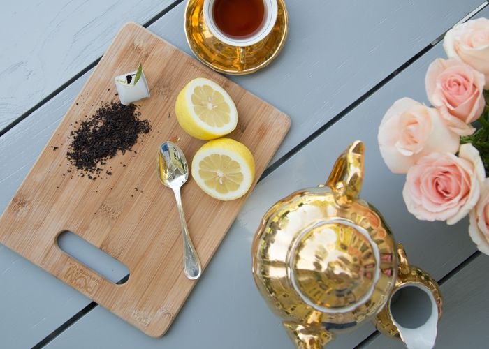 How to Host a Floral Infused Tea Party by Katherine Schwarzenegger