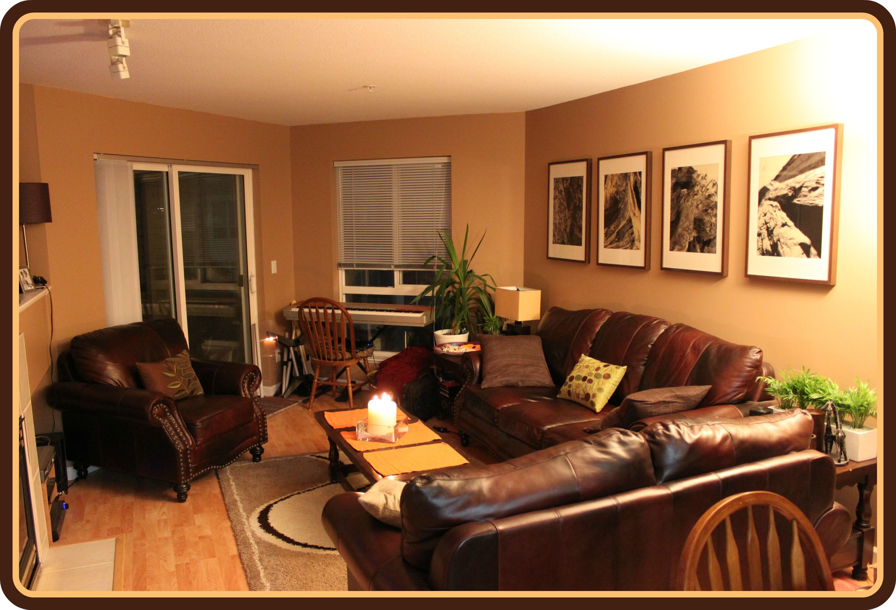 Best Livingroom Colors With Brown Furniture Home Sweet Home 400 x 300