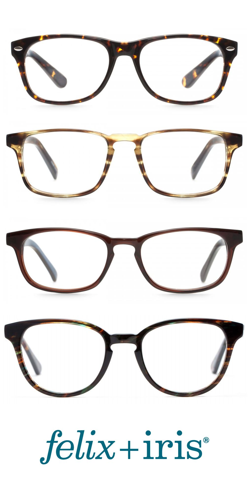 4 Trendy Frame Styles with Long Temples | felix + iris glasses ...