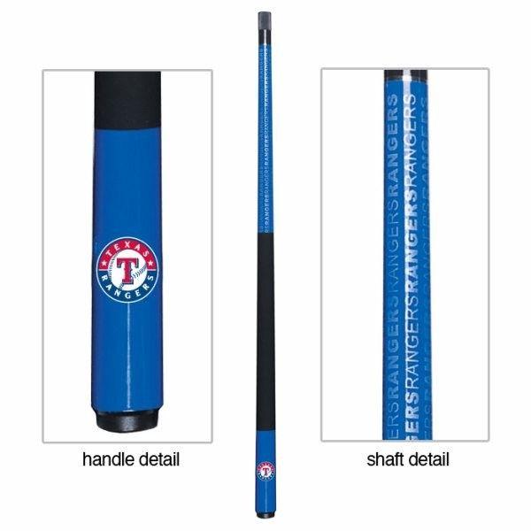 Texas Rangers Mlb Eliminator Billiard Pool Cue Stick Cue Stick Mlb Chicago Cubs Philadelphia Phillies