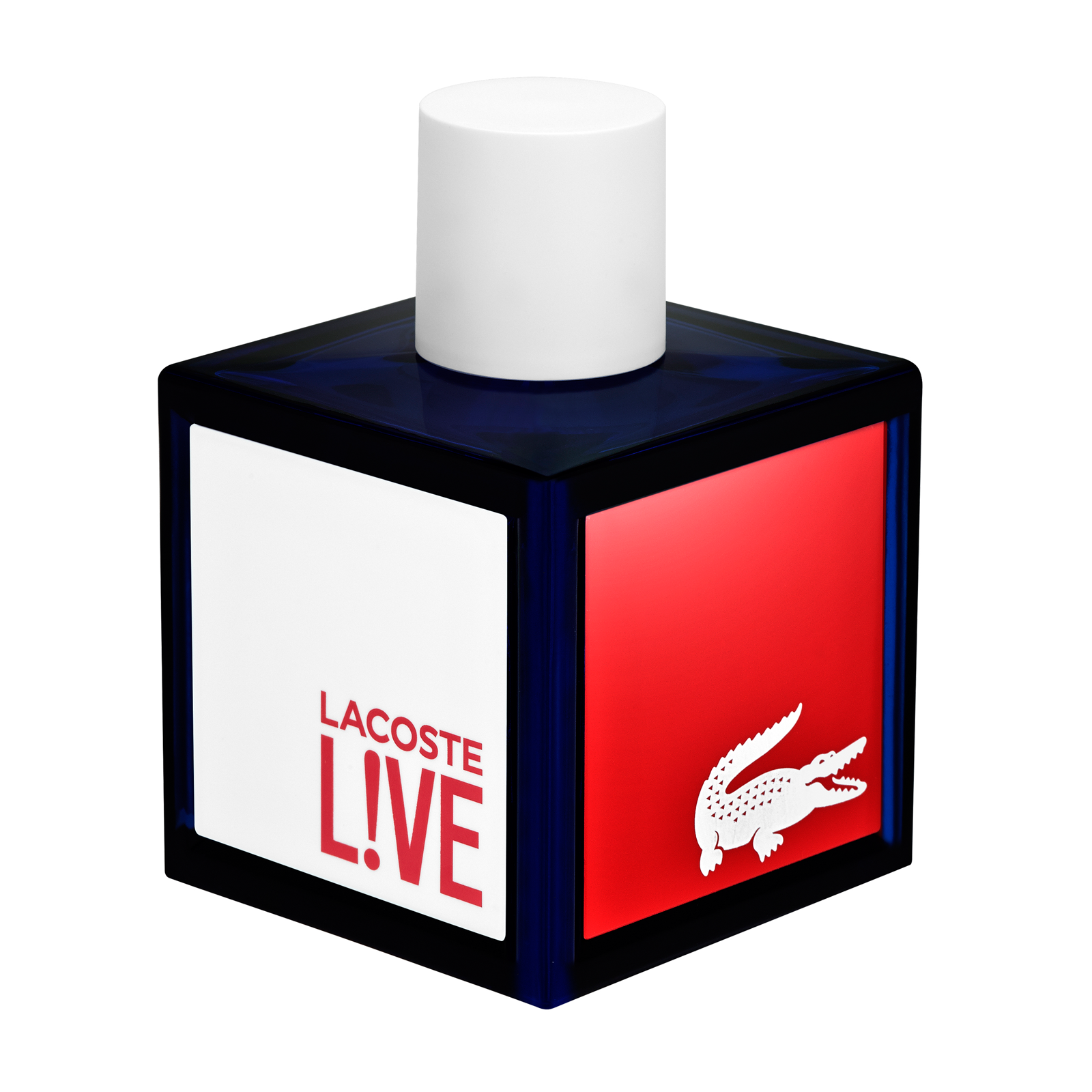 Lacoste L!ve Pour Homme Perfume masculino www.crispinna.com.br