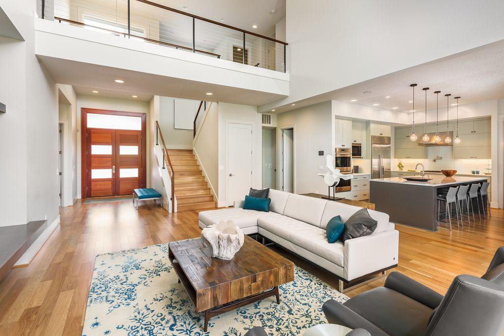 Moderne wohnungseinrichtung  Blondes Holz für eine moderne Wohnungseinrichtung | WOHNEN ...