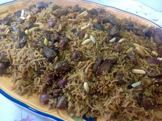 Daisy's Kitchen مطبخ ديزى: طريقة عمل رز بالكبد و القوانصHomemade Dirty Rice ...