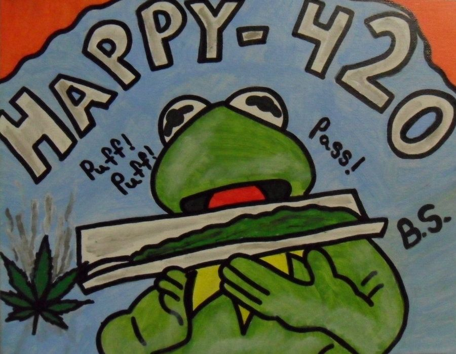Happy 420 Day Meme