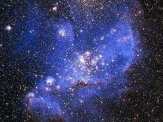 NGC 346 in Small Magellcanic Cloud