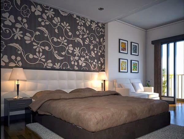 chambre couleur terre idées déco pour maison moderne Chambre - idee deco maison moderne